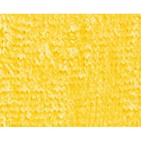 Frote prostěradlo žluté  70x140 cm