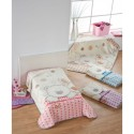 Dětská deka Méďa 110 x 140 cm 620 gr/m2